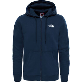 The North Face Open Gate Light Full-Zip Hood Men urban navy